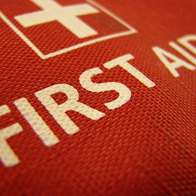 First Aid Donation